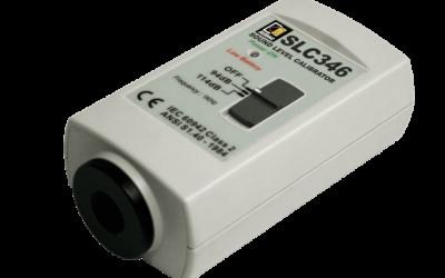 Kalibrator poziomu dźwieku AUDAC SLC346