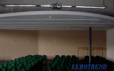 Aula w Budynku Zieleniak rok 2006