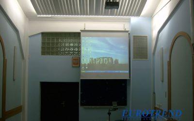 Sala Wykładowa AM