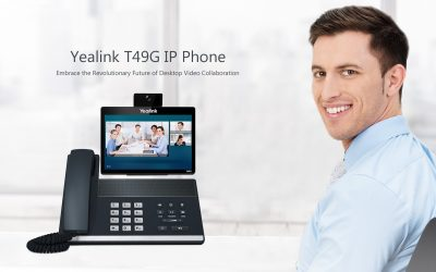 Wideo Telefon Yealink T49G