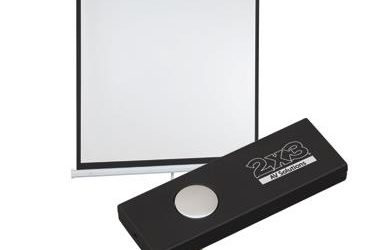 Ekran na trójnogu 2×3 195×145 + wskaźnik laserowy WL1