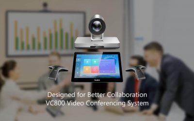 System do wideokonferencji Yealink VC800