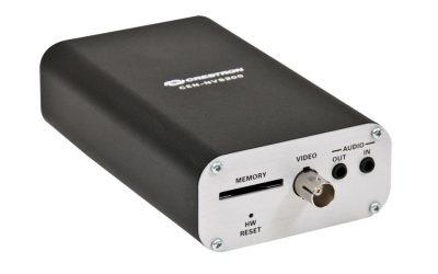 Urządzenie do strumieniowania sygnału audio Crestron CEN-NVS200