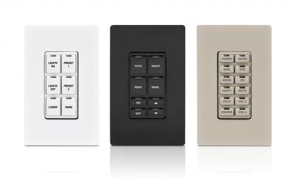 Crestron Decorator Keypads C2N-DB