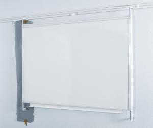 Tablica Legamaster Whiteboard Legaline DYNAMIC White (RAL 9016), 100 x 120 cm