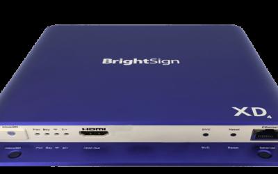 Player BrightSign XD234 Standard I/O