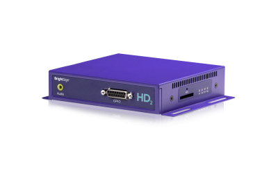 Player BrightSign HD222 Networked Interactive