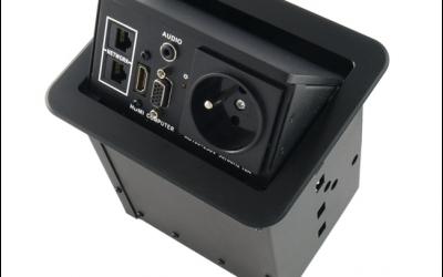 Przyłącze stołowe MediaPort AV-FBOX200