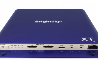 Player BrightSign XT1144 Expanded I/O