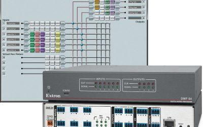 Matryca Audio Extron DMP 64