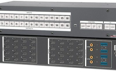 Matryca Wideo Extron DXP HD 4K Series
