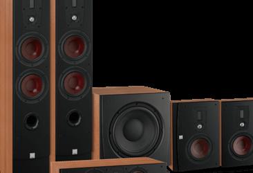 Kolumny DALI IKON MK2 Surround Sound System