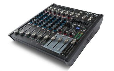 Mikser Denon Pro DN-408X