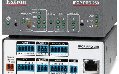 Procesor Sterujący Extron IPCP Pro 250
