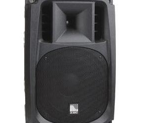 Kolumna Głośnikowa AMC music box D12 z playerem USB/CD