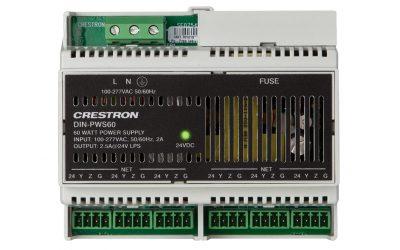 Zasilacz systemowy crestron DIN-PWS60