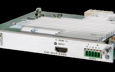 Crestron DM-NVX-E30C