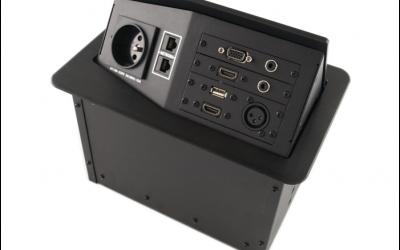 Przyłącze stołowe MediaPort AV-FBOX500
