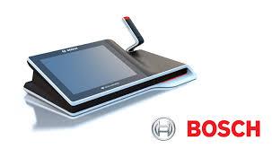Bezprzewodowy system konferencyjny DCN multimedia Bosch