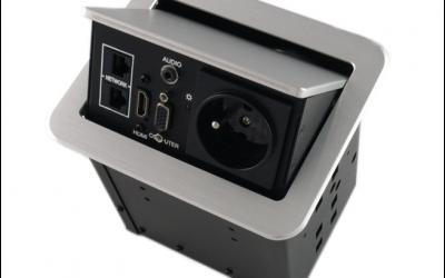 Przyłącze stołowe MediaPort FBOX200 S