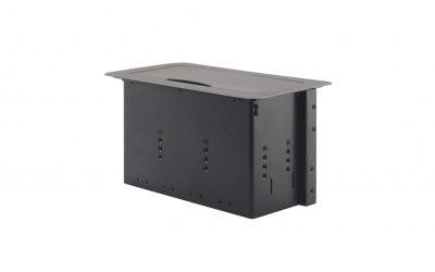 Kramer TBUS-6xl Przyłącze stołowe z chowaną pokrywą
