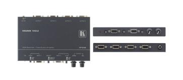 Kramer VP-242 2×1 XGA Switcher / 1:4 Distribution Amplifier